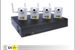 Новые IP-комплекты видеонаблюдения