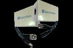 PVT-HD1000 — AHD-комплект передачи сигнала и питания до 1000 м.