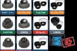 В продажу поступили аналоговые камеры на базе модуля SN70XP